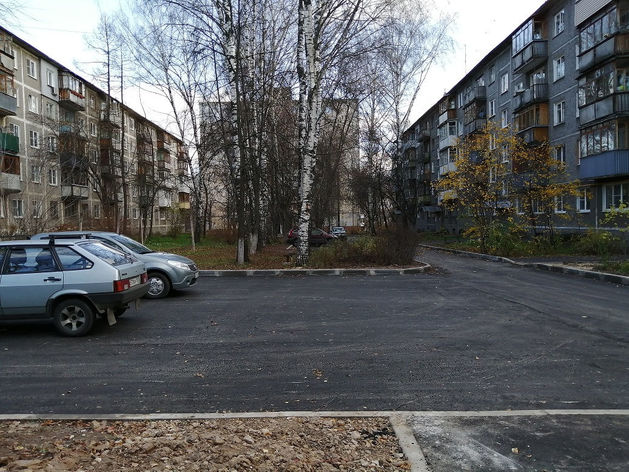 Четыре двора дополнительно благоустроены в Советском районе в рамках ФКГС