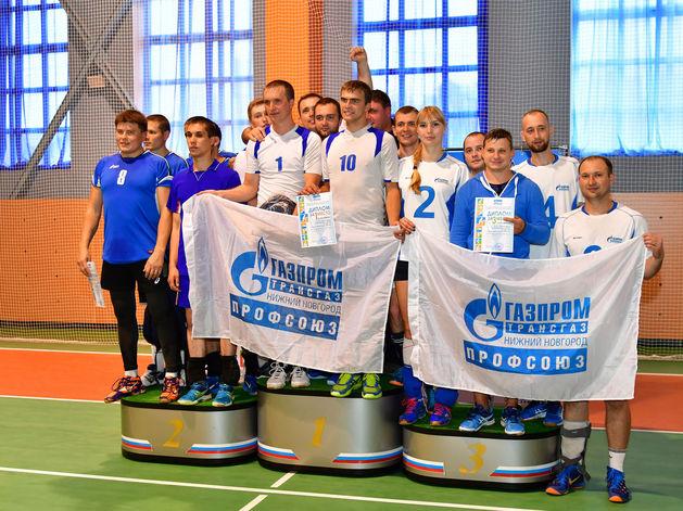 «Газпром трансгаз Нижний Новгород» провел Молодежные командные игры. ВИДЕО