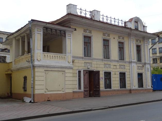 Дом Фомина