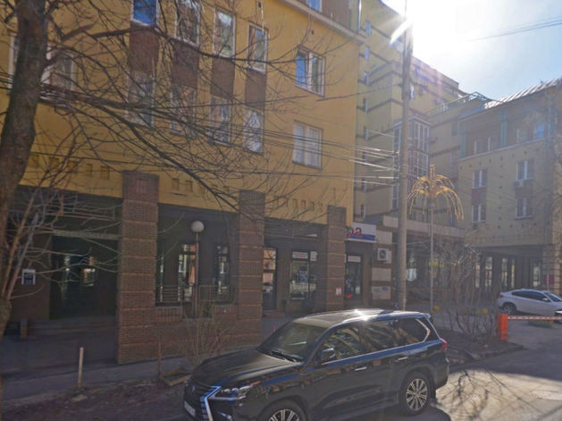 На элитном доме в центре Нижнего Новгорода появились трещины