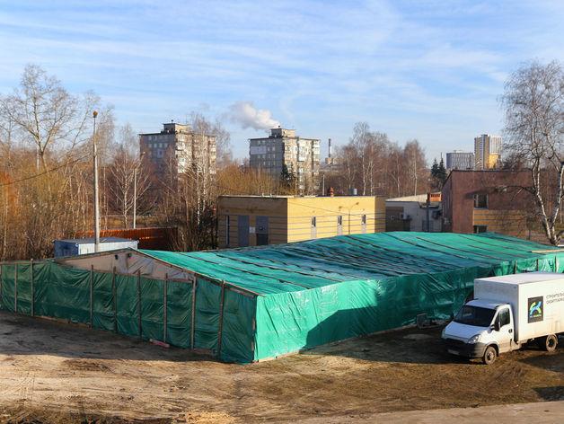 Современный скейт-парк откроется в начале декабря в Сормовском районе
