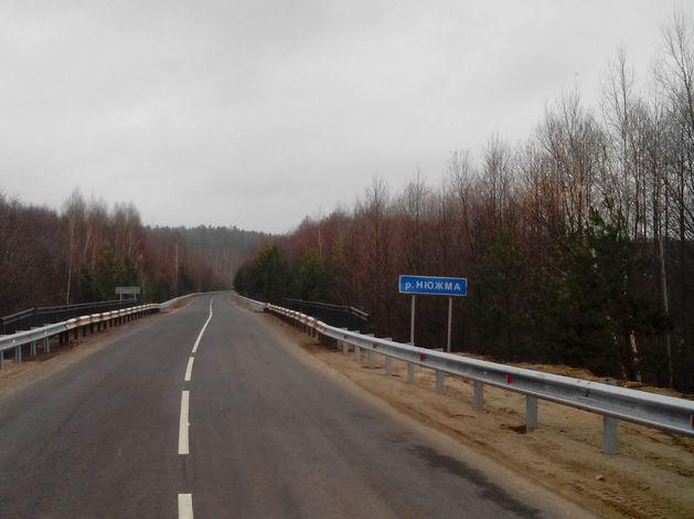 Дорогу к отдаленным селам Лысковского района отремонтировали по новой технологии