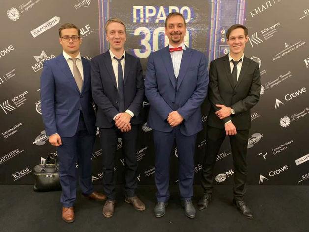 Четыре нижегородских компании вошли в рейтинг лучших юридических фирм страны