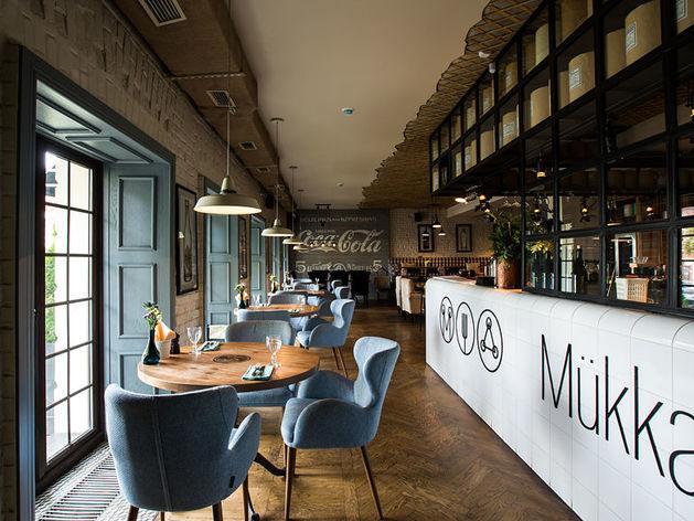 Ресторан MUKKA