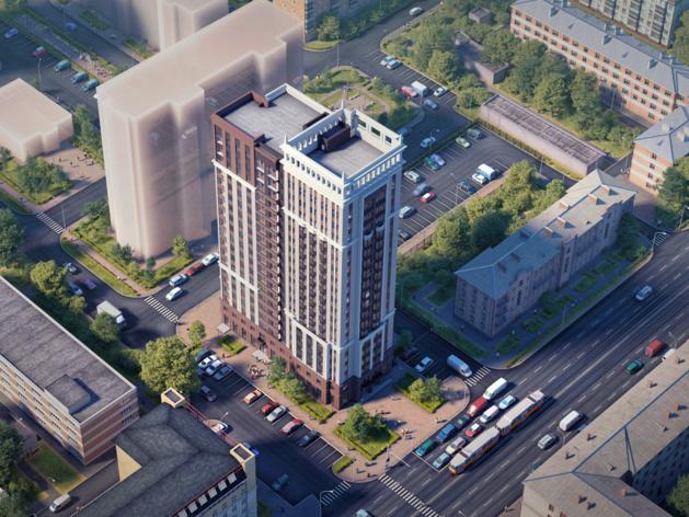 ГК «Каскад» начала строительство нового проекта бизнес-класса в Нижнем Новгороде