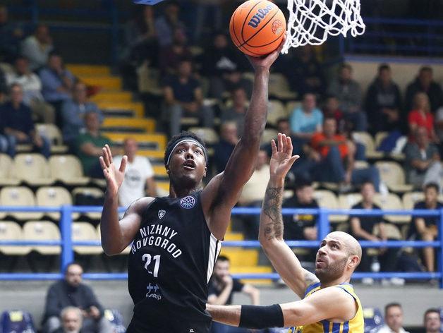 Баскетбольный клуб «Нижний Новгород» сыграет с греческим «Перистери» на домашнем паркете