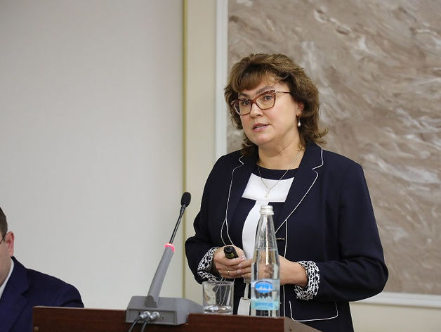 Елена Загайнова