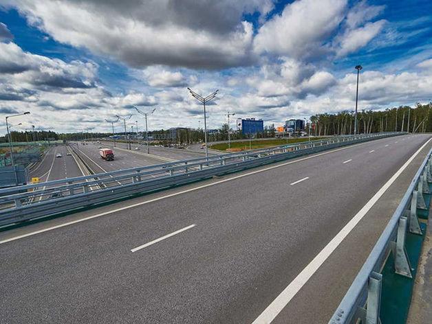 Трасса М-11 Москва-Санкт-Петербург