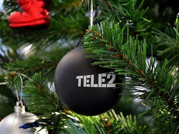Нижегородские клиенты Tele2 в праздники скачали вдвое больше трафика, чем годом ранее