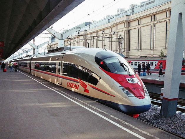 Поезда разгонят до 350 км в час. В РЖД подтвердили запуск ВСМ Петербург – Нижний Новгород