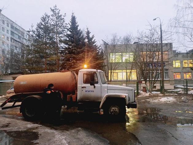 Почти 7 000 куб.м. талых и дождевых вод откачано с улиц Нижнего Новгорода