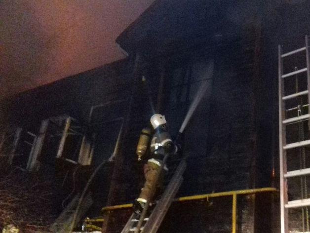 Владимир Панов поручил обеспечить жильем всех пострадавших при пожаре на улице Энтузиастов