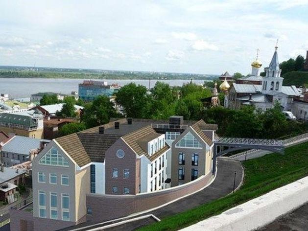 Вместо гостиницы. В Нижнем Новгороде хотят построить диагностический центр за 120 млн