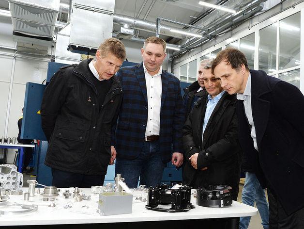 К совместным разработкам. АПЗ посетила делегация Liebherr-Aerospace Lindenberg