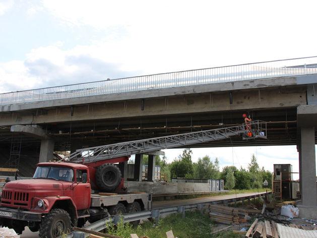 Движение по южному обходу Нижнего Новгорода ограничат до ноября