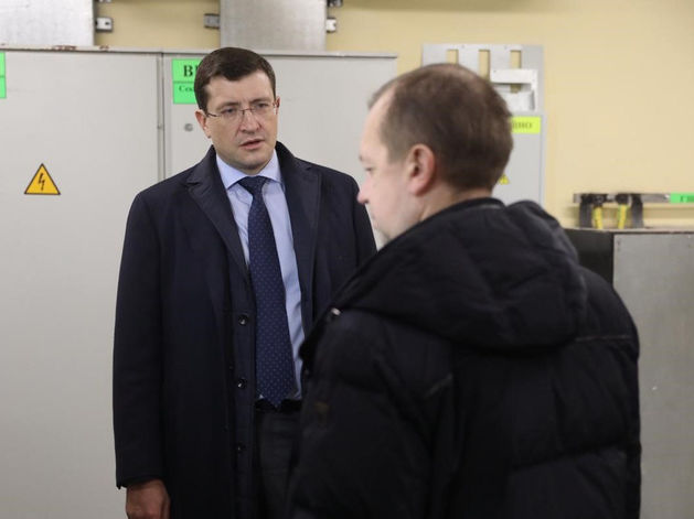 «Просто позорище». Глеб Никитин посетил Балахнинский район — глава района ушел в отставку