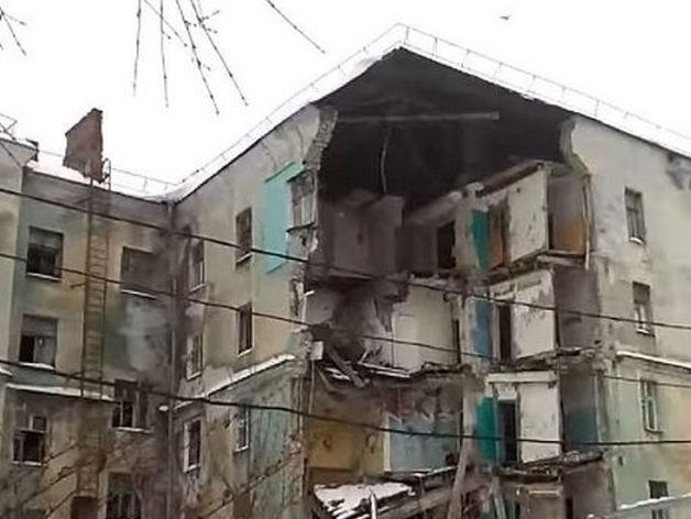На месте рухнувшего общежития на ул. Самочкина построят жилой дом