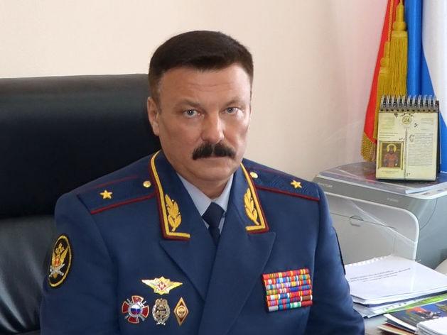 Николай Теущаков