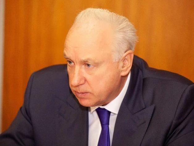 Председатель СК РФ Александр Бастрыкин
