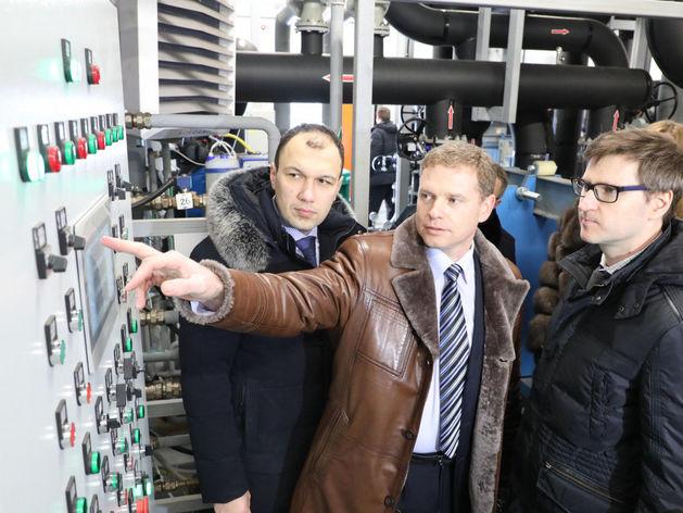 Т Плюс инвестирует 37 млн руб. в строительство трех новых котельных в Кстовском районе