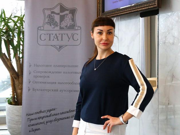 Ксения Фролова,  управляющий партнер НПК «Статус»