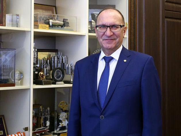 Сергей Дмитриев, ректор НГТУ