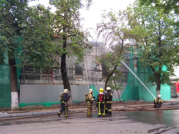 Для восстановления Литературного музея имени Горького создадут благотворительный фонд