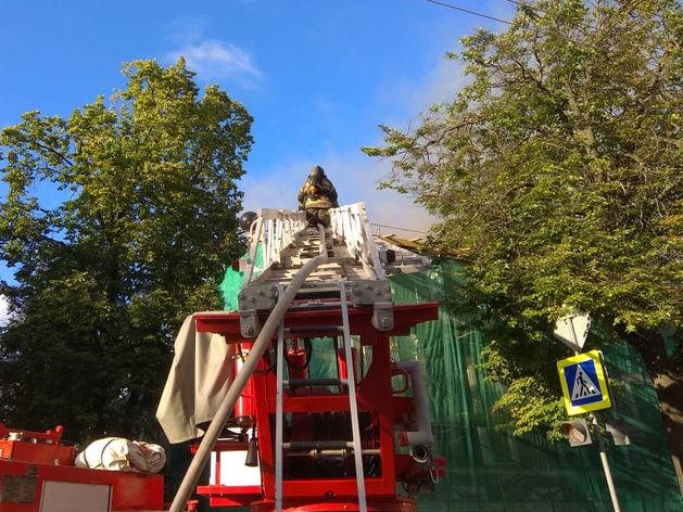 Глеб Никитин заявил, что контракт на реставрацию Литературного музея будет расторгнут
