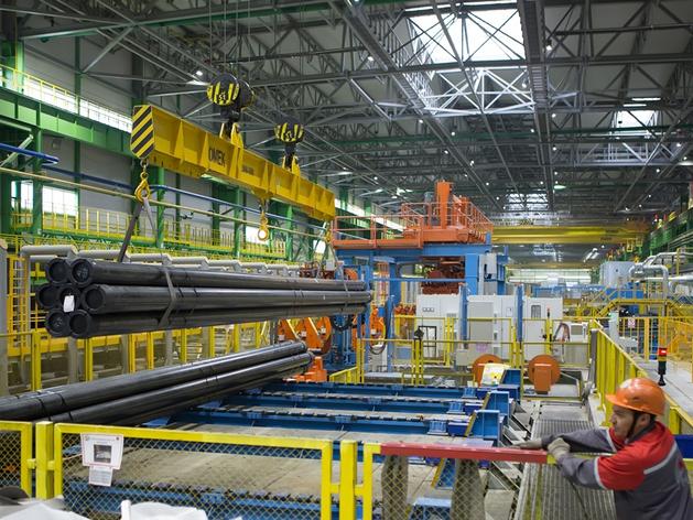 Инвестиции — 20 млрд руб. Новый цех открылся на «Выксунском металлургическом заводе»
