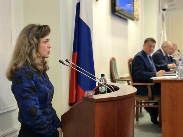 Оксана Кислицына