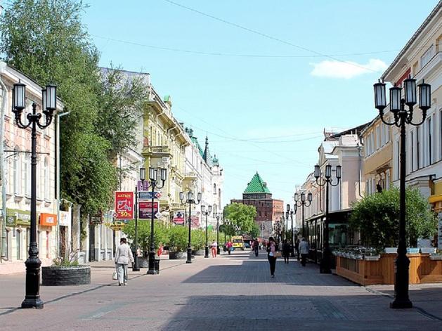 Нижний Новгород останется без украшений? ФАС приостановила закупку ко Дню города