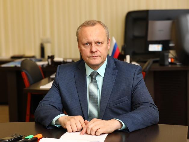 Министр строительства Нижегородской области Анатолий Молев