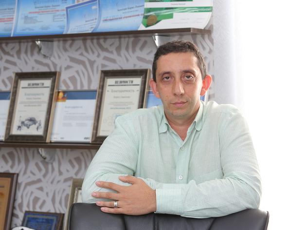 Борис Замский