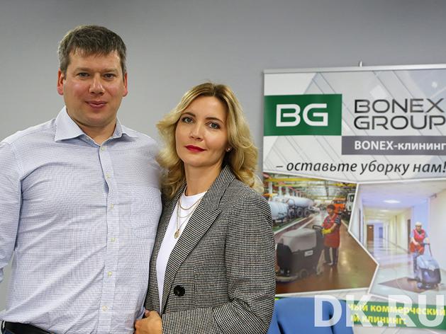 Александр Саратовцев и Ольга Лобанова