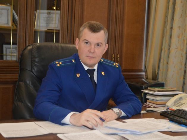 Ушел на повышение. Прокурор Нижнего Новгорода Николай Борзенец покинул пост