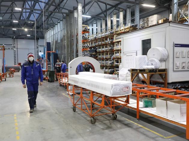Завод DoorHan открыли в Нижнем Новгороде. Инвестиции в проект составили 100 млн руб.