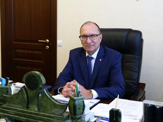 Ректором НГТУ им. Р.Е. Алексеева избран Сергей Дмитриев