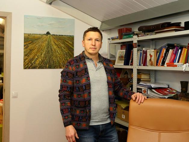 Павел Замятин.