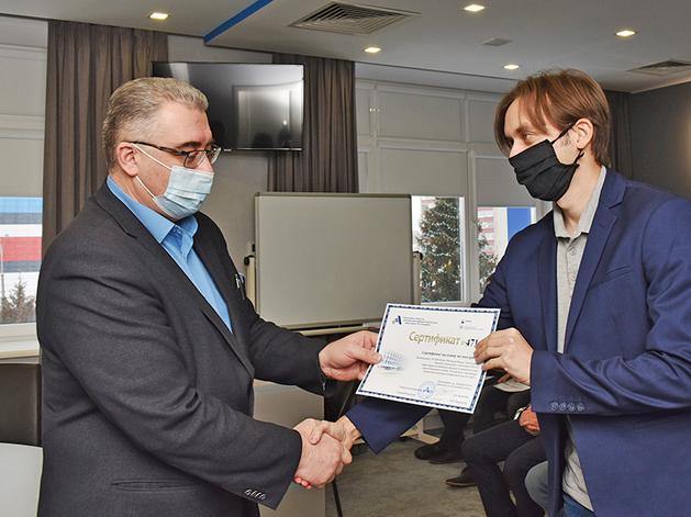 заместитель технического директора – главный конструктор по спецпродукции Александр Сагин