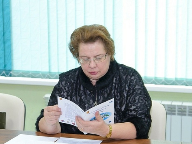 Людмила Горшкова