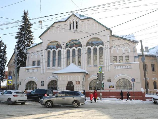 Дворец им. Чкалова