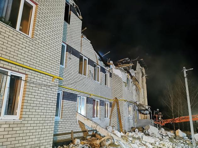 Следственный комитет задержал двух человек по делу о взрыве в Нижегородской области