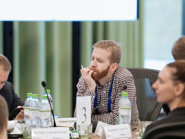 Директор департамента культуры администрации Нижнего Новгорода Роман Беагон