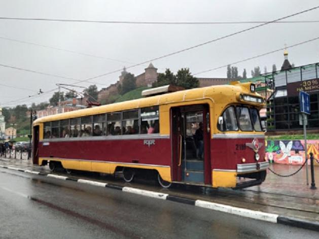 Нижний закупил трамваи