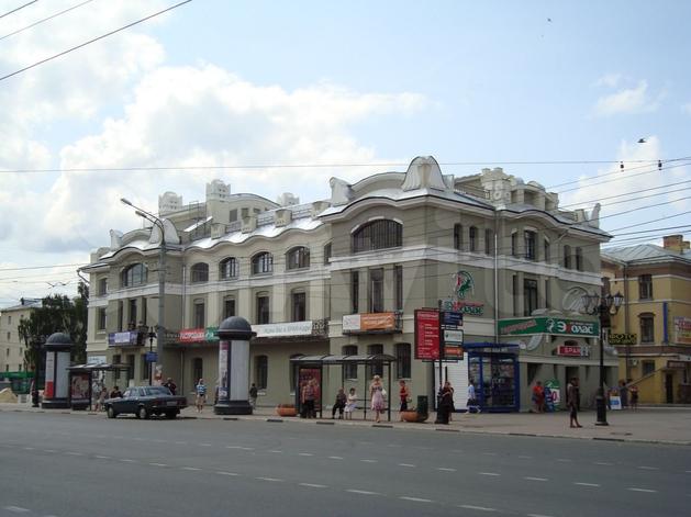 Арендный бизнес за 197 млн руб. «Гармония» продает историческое здание в Сормове