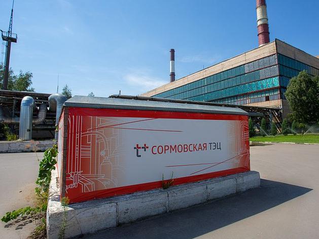 «Теплоэнерго» 18 мая проведет гидравлические испытания тепловых сетей от Сормовской ТЭЦ
