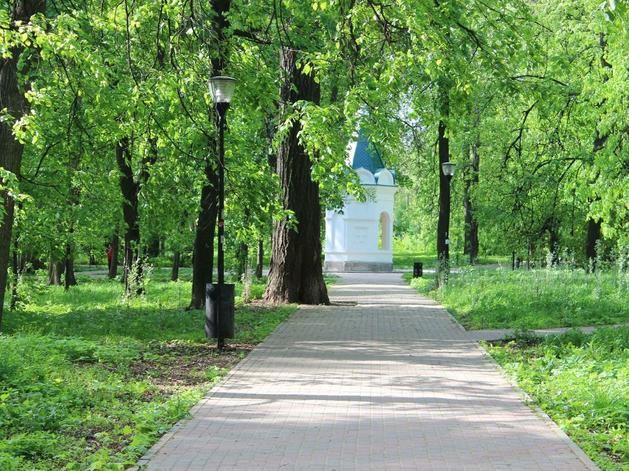 Парк им. Кулибина