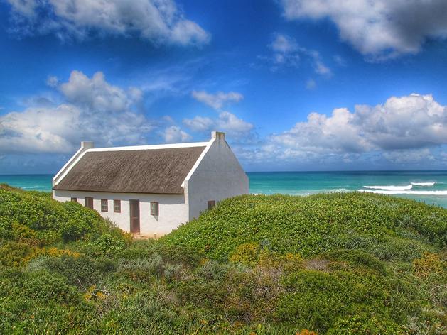 Дом у моря