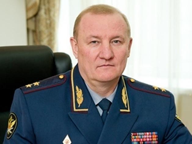 Утверждение состоялось. В Нижегородском ГУФСИН новый руководитель