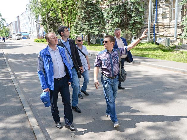 Делегация «Газпром трансгаз Краснодар»